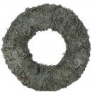 Wreath moss, D50cm, gray-nature